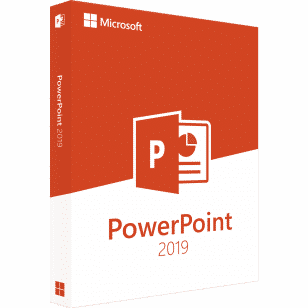 Microsoft office 2019 Professional Plus PowerPoint