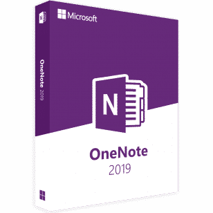 Microsoft office 2019 Professional Plus OneNote