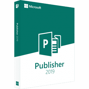 Microsoft office 2019 Professional Plus Publisher