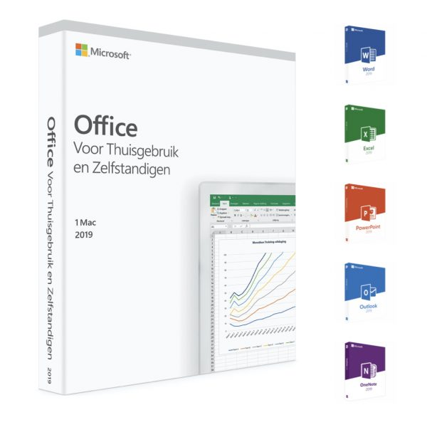 Microsoft Office 2019 Home and Business (Mac)