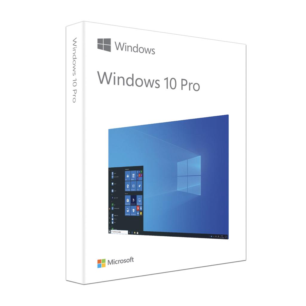 Microsoft Windows 10 Pro 32/64-bit